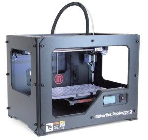 MakerBot Replicator 2  3D列印機