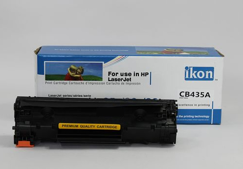 HP全新相容碳粉匣 CB435A